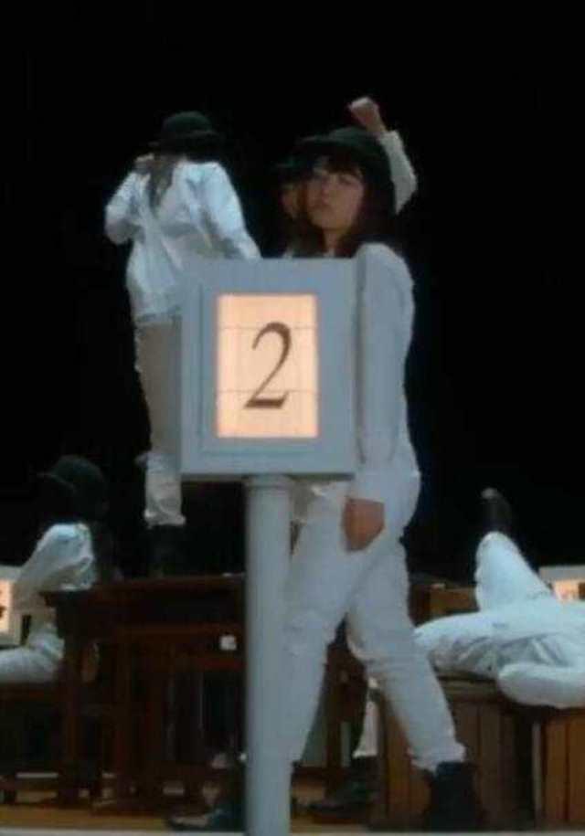 Student Dance -- 欅坂46